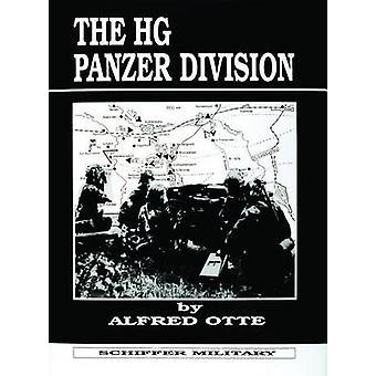 Die HG-Panzer-Division von Alfred Otte - 9780887402067 Buch