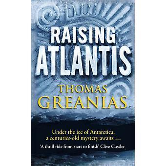 Podnoszenie Atlantis przez Thomas Greanias - 9781416522324 książki