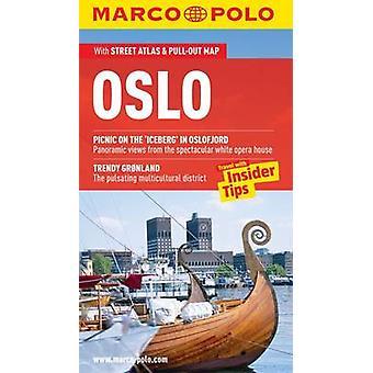 Oslo Marco Polo Guide by Thomas Hug - Jens-Uwe Kumpch - Christina Sot