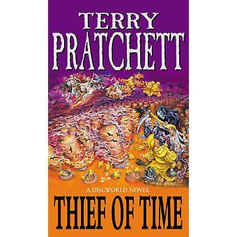 Thief of Time - (Discworld Novel 26) by Terry Pratchett - 978055214840