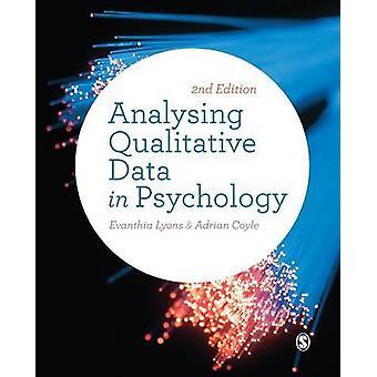 Analyse von qualitativen Daten in Psychologie (2nd Revised Edition) von Eva