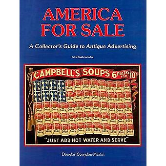 Antique Advertising - America for Sale by Douglas Congdon-Martin - 978