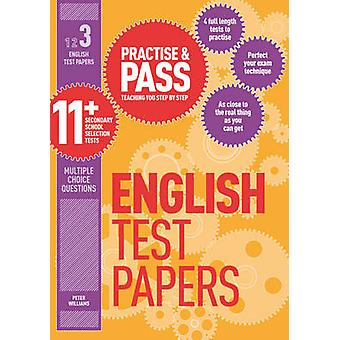 Practise & Pass 11+ Level Three - English Practice Test Papers - Coachi
