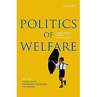 Politik av välfärd: jämförelser mellan indiska delstater