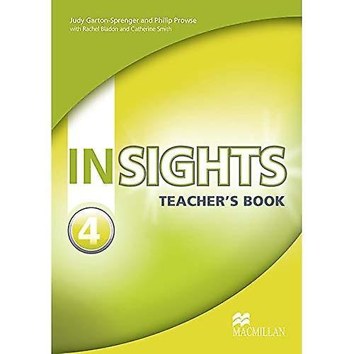 Insights Teacher&s Book Pack Level 4