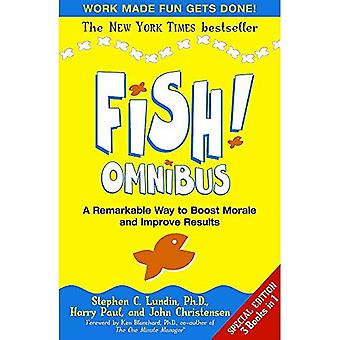 Fisk! Omnibus
