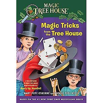 Magiska Tricks från trädet hus: ett roligt komplement till Magic Tree House #50: Hurry Up, Houdini!