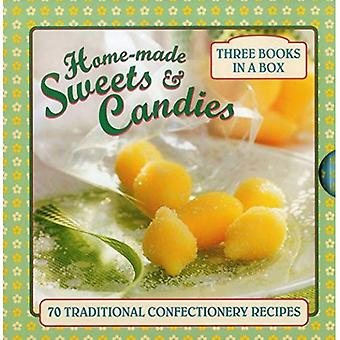 Home-Made Sweets & Candies (Three Books in a Box)