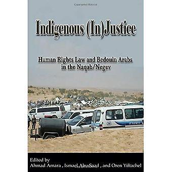 Inheemse (In) Justitie