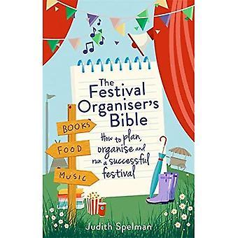 Bible de l'organisateur du Festival
