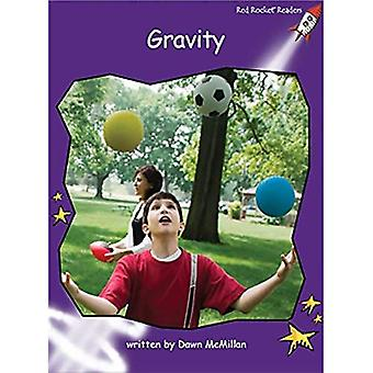Gravity: Level 3: Fluency (Red Rocket Readers: Non-fiction Set B)