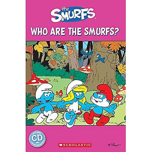 The Smurfs: Who are the Smurfs? (Popcorn Readers)