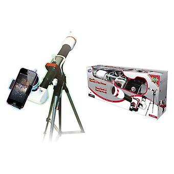 HD Sport Astronomical Telescope Tripod With Smartphone Adapter