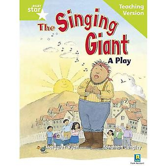 The Singing Giant - Play: Green Level (Rigby Star Guided)