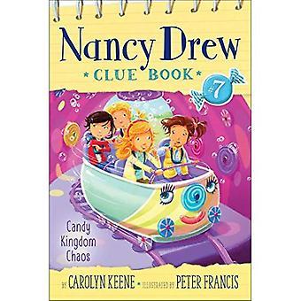 Candy Koninkrijk Chaos (Nancy Drew Clue boek)