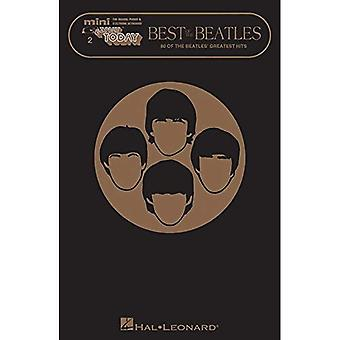 Mini E-Z Play Today: Best of the Beatles: Volume 2: Best of the Beatles Easy Piano Book