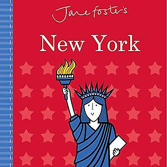 Jane Foster's Cities: New York [Board book]