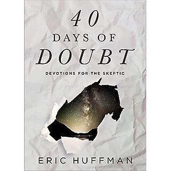 40 jours de doute: dévotions pour le sceptique