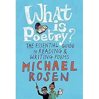¿Qué es poesía?: la guía esencial de lectura y escritura de poemas