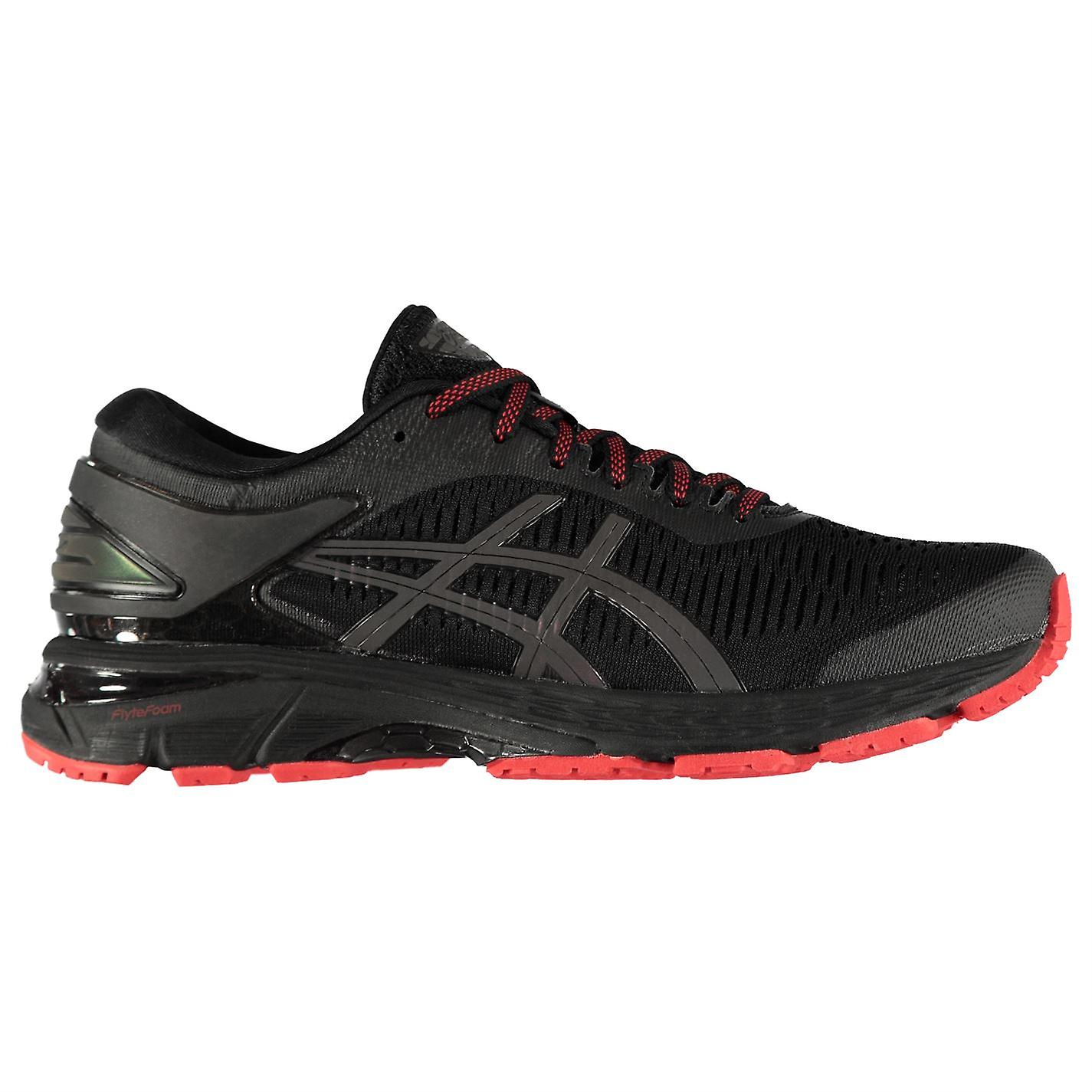 Asics Mens Gel Kayano 25 Lite Show Running chaussures Road Lace Up Mesh Upper