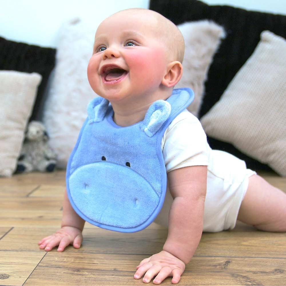 Happy Hippo Baby Handtuch-Geschenk-set