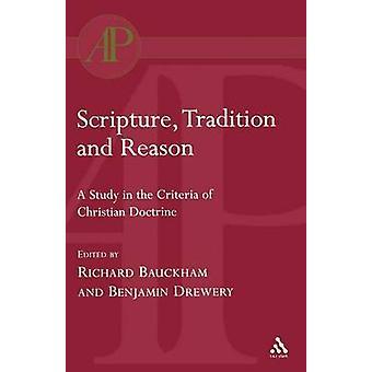 Tradição de escritura e razão por Bauckham & Richard