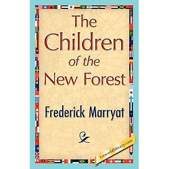Los niños de New Forest por Frederick Marryat y Marryat