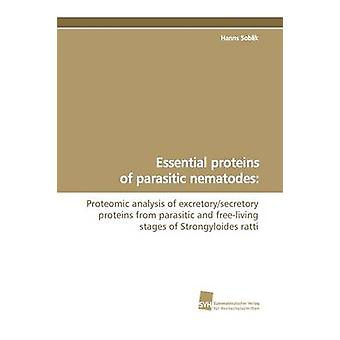 Essential Proteins of Parasitic Nematodes by Soblik & Hanns
