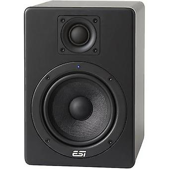 Active monitor 12 cm 5  ESI audio Aktiv05 60 W 1 pc(s)