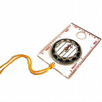 eGear survival - Basic Map Compass - luminous bezel - orienteering and hiking