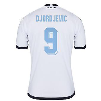 2015-2016 Lazio authentiek derde Shirt (Đorđević 9) - Kids