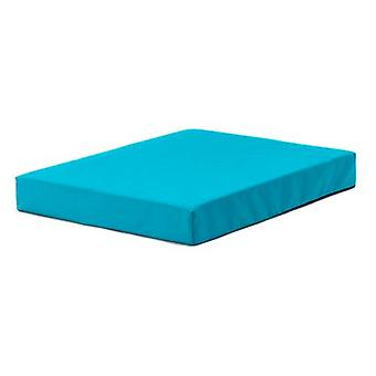 Fun!ture® Turquoise 'Delta' Water Resistant Small Gym Mat
