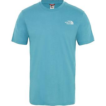 The North Face enkel Dome T92TX54Y3 män t-shirt