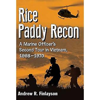 Ris Paddy krig - en Marine Recon Officers anden Tour i Vietnam - 196