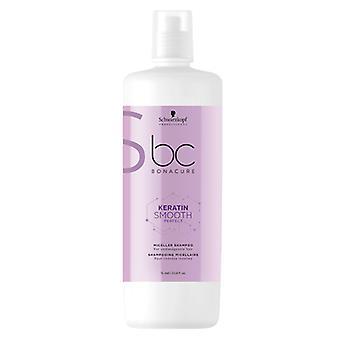 Schwarzkopf BC Keratin Smooth Perfect Micellar Shampoo 1000ml