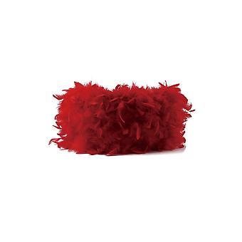 Diyas Arqus Feather Shade Red 250mm X 180mm