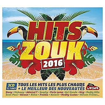 Hits Zouk 2016 - Hits Zouk 2016 [CD] USA import