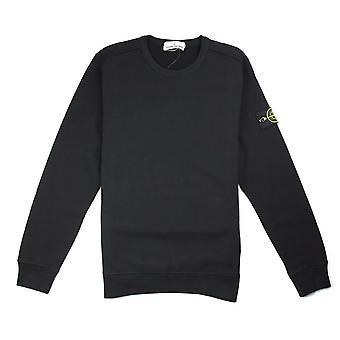 Stone Island Crewneck Sweatshirt Black V0029
