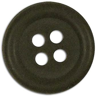 Slimline-Buttons Serie 1 Brown 4 Loch 5 8