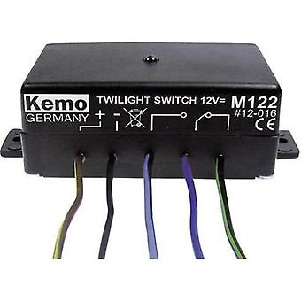 Twilight switch Component Kemo M122 12 Vdc