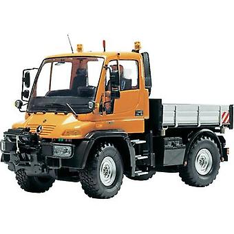 Carson Modellsport Mercedes Benz Unimog U300 1:12 RC Beginners Scale Models Heavy-duty vehicle incl. batteries and charg