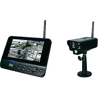 Wireless CCTV system 4-channel incl. 1 camera dnt 52200 Quattsecure