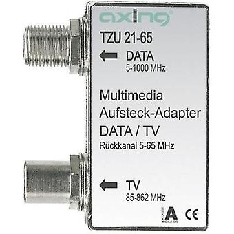 Adaptador multimedia Axing TZU 21-65