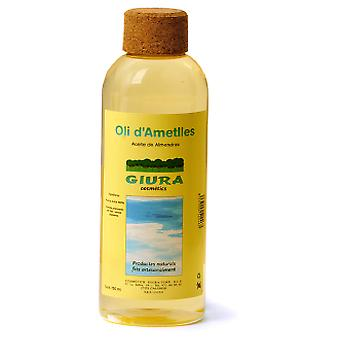 Giura Cosmetics Almond oil (Beauty , Facial , Moisturizers , Oils)