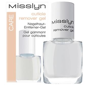 Misslyn neglebånd Remover gel 10ml