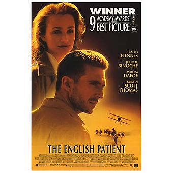 Английский пациент фильм плакат печать (27 x 40)