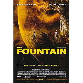 The Fountain Movie Poster Print (27 x 40)