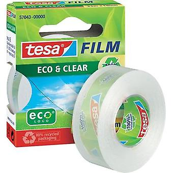 TESA 57043-00000-00 Eco & Clear Double Sided Tape