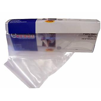Disposable decorating bags 100 pieces