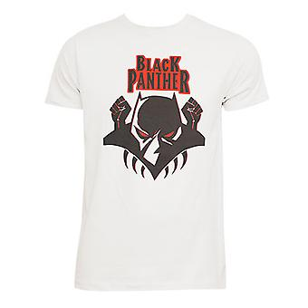 Black Panther Off hvid Tee Shirt